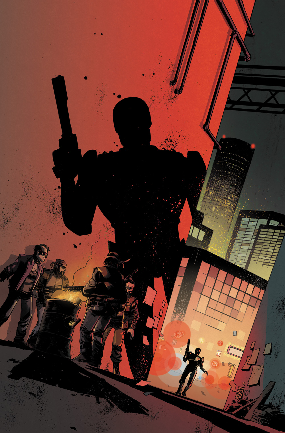 RoboCop #1 BCC Exclusive