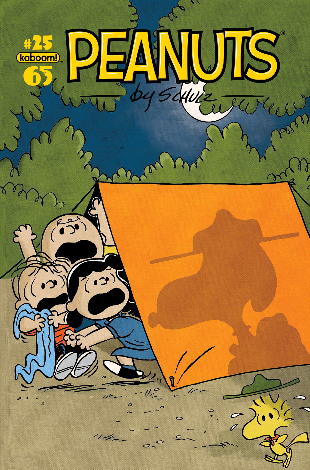Peanuts #25 Main Cover