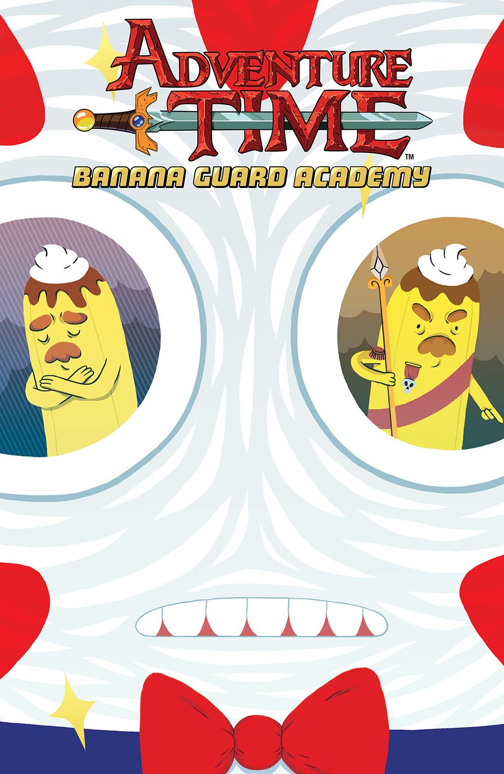 AT: Banana Guard Academy #5 Cover A