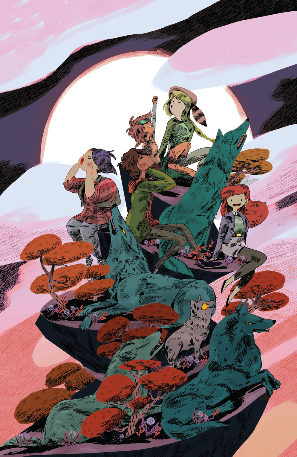 Lumberjanes: Beyond Bay Leaf Incentive Cover