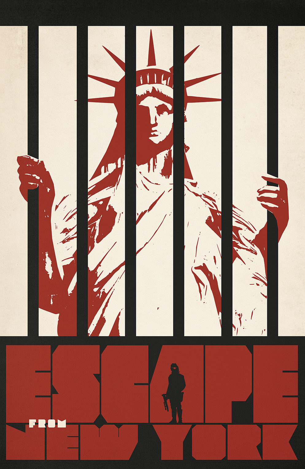 Escape from New York #1 Cover D