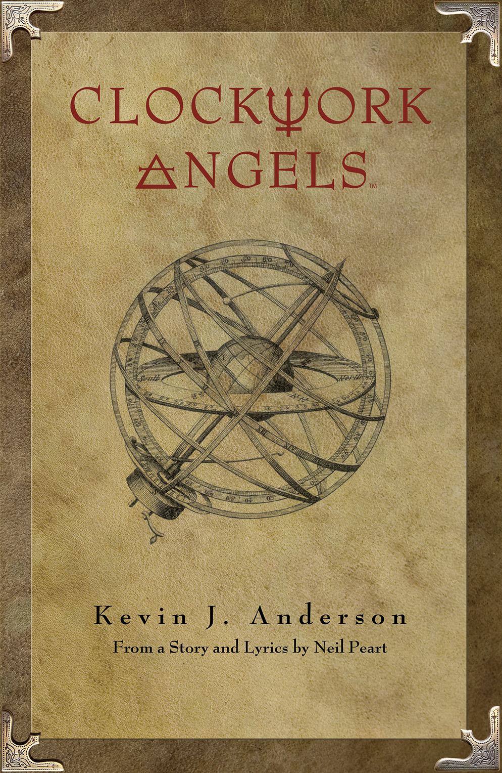 Clockworks Angels TP
