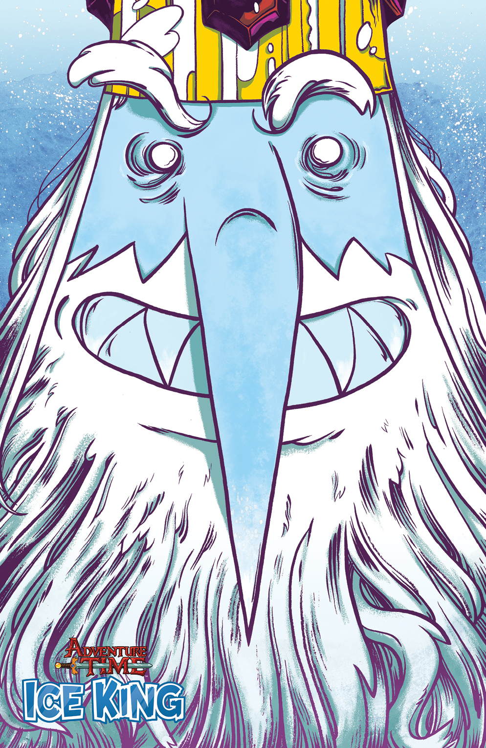 Adventure Time: Ice King #1 Incentive Cover