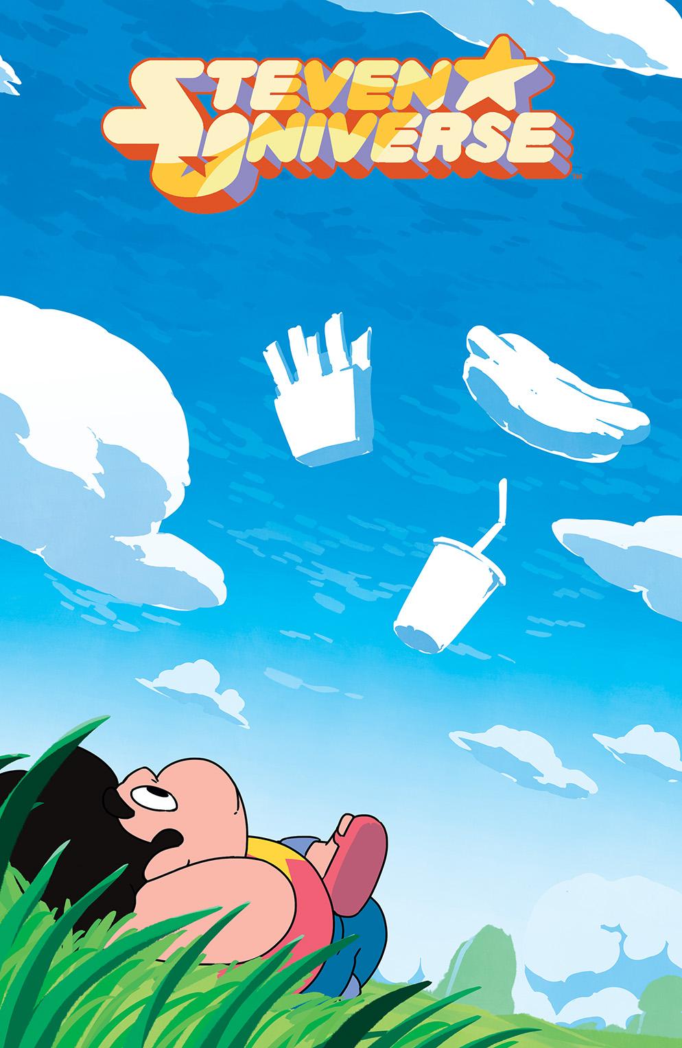 Steven Universe #4 Cover A