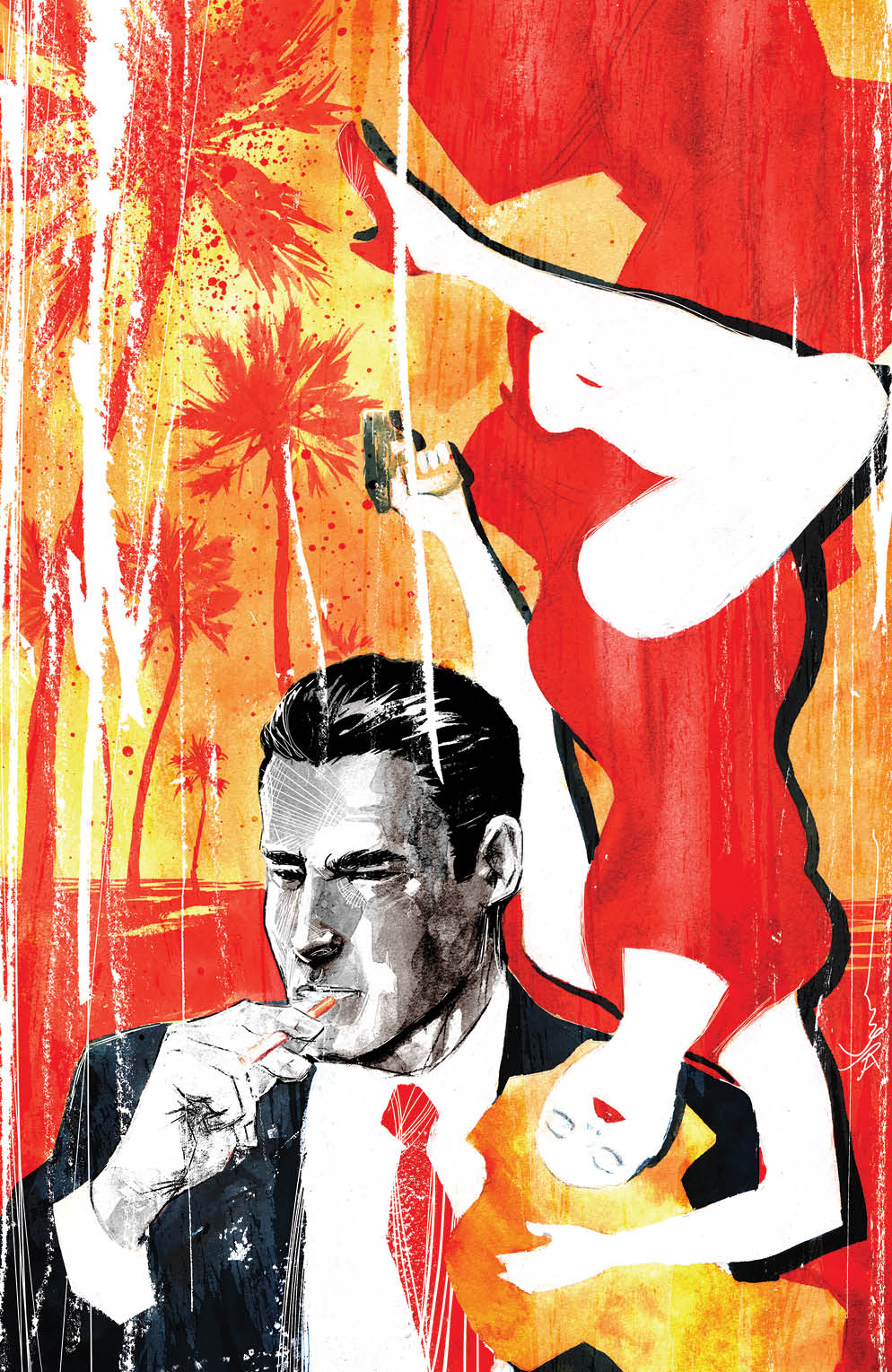 Hit: 1957 #1 Incentive Cover