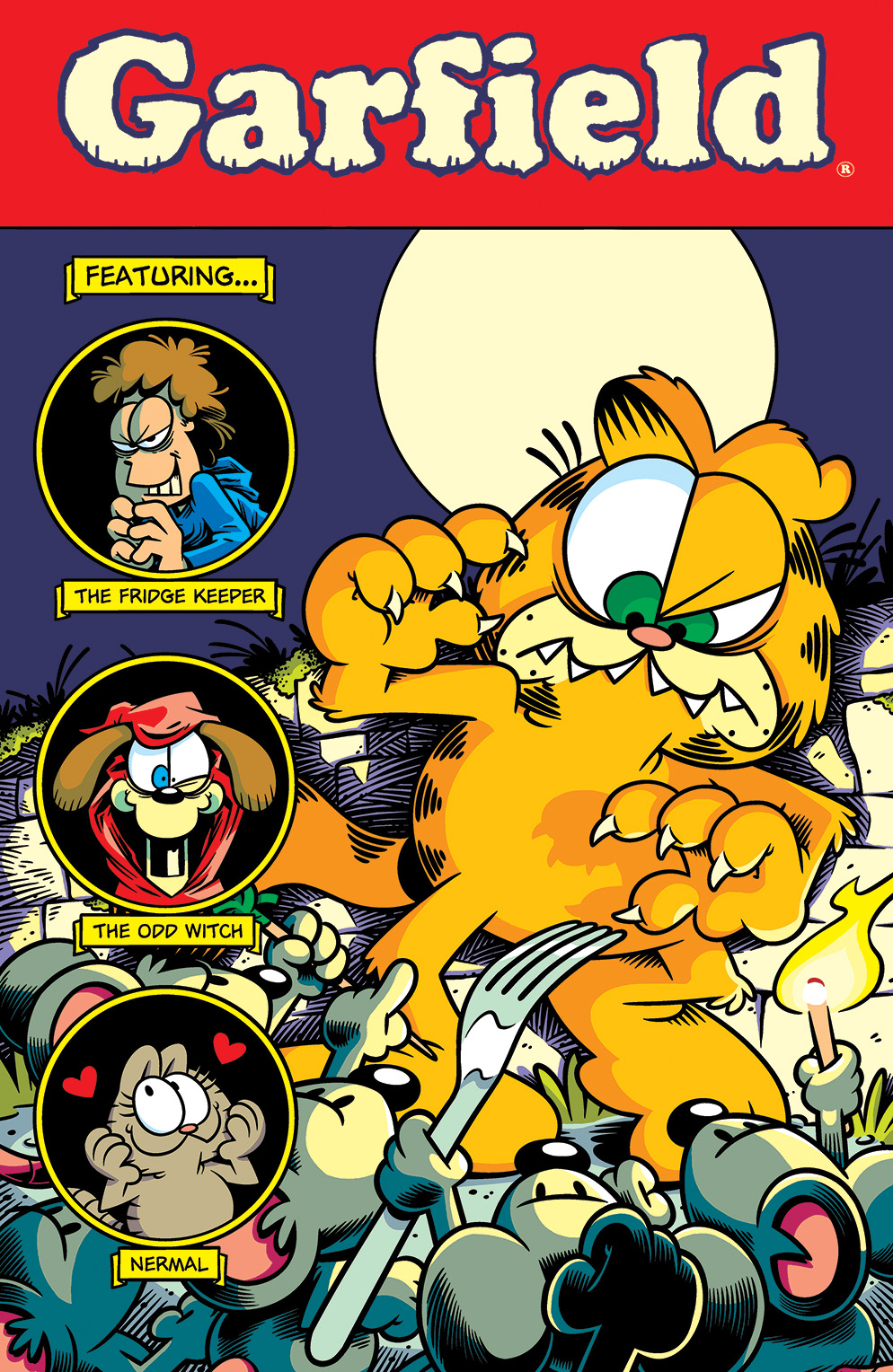 GARFIELD 30 Cover