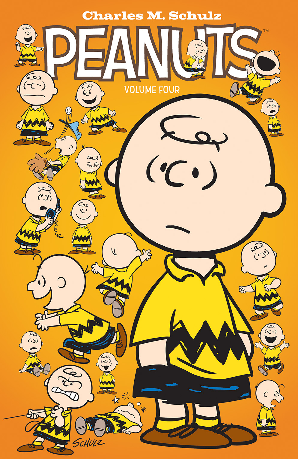 PEANUTS VOL. 4 TP Cover