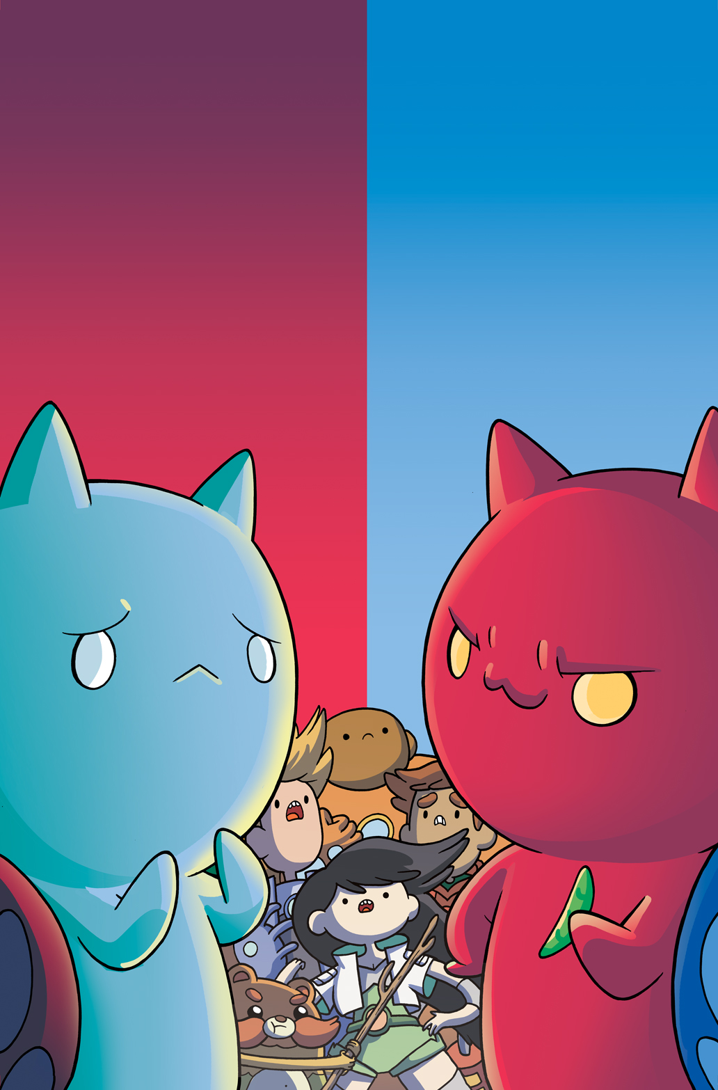 BRAVEST WARRIORS #25 Cover A