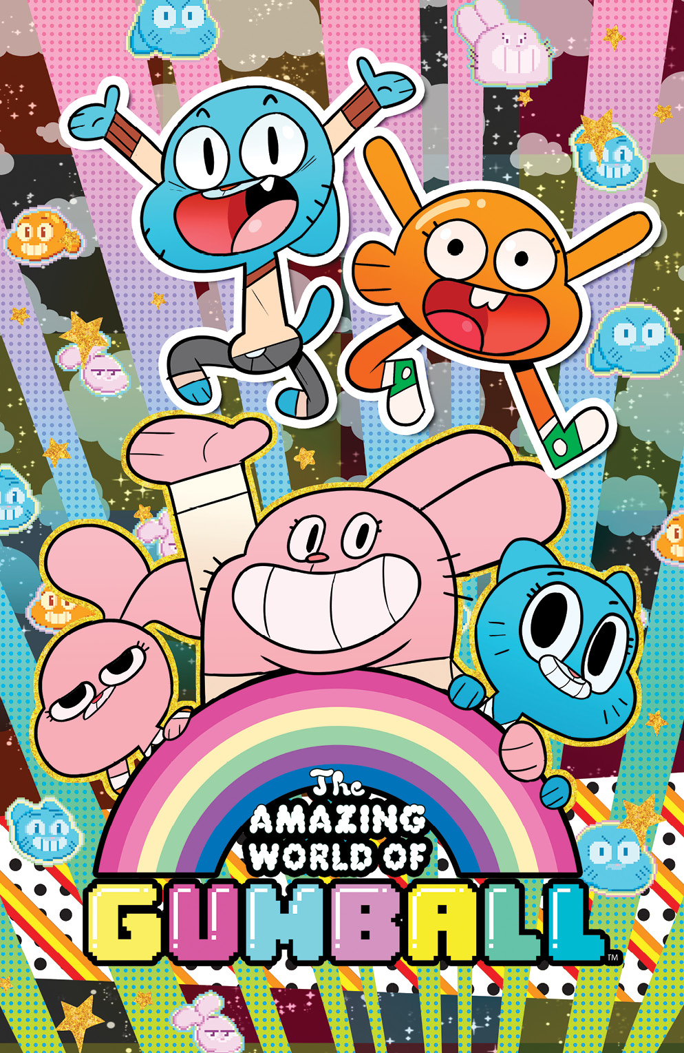 The Amazing World of Gumball #1 Denver Comic Con Exclusive