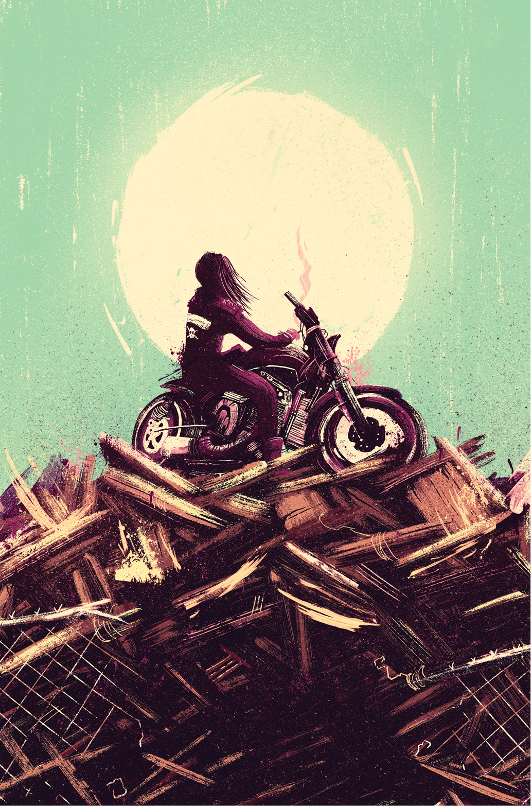 Curb Stomp #1 Incentive Cover