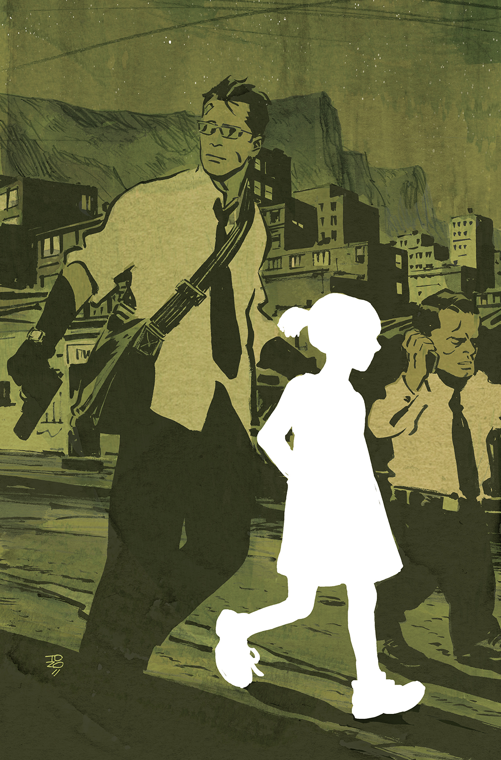 Last Sons of America #1 Main Cover