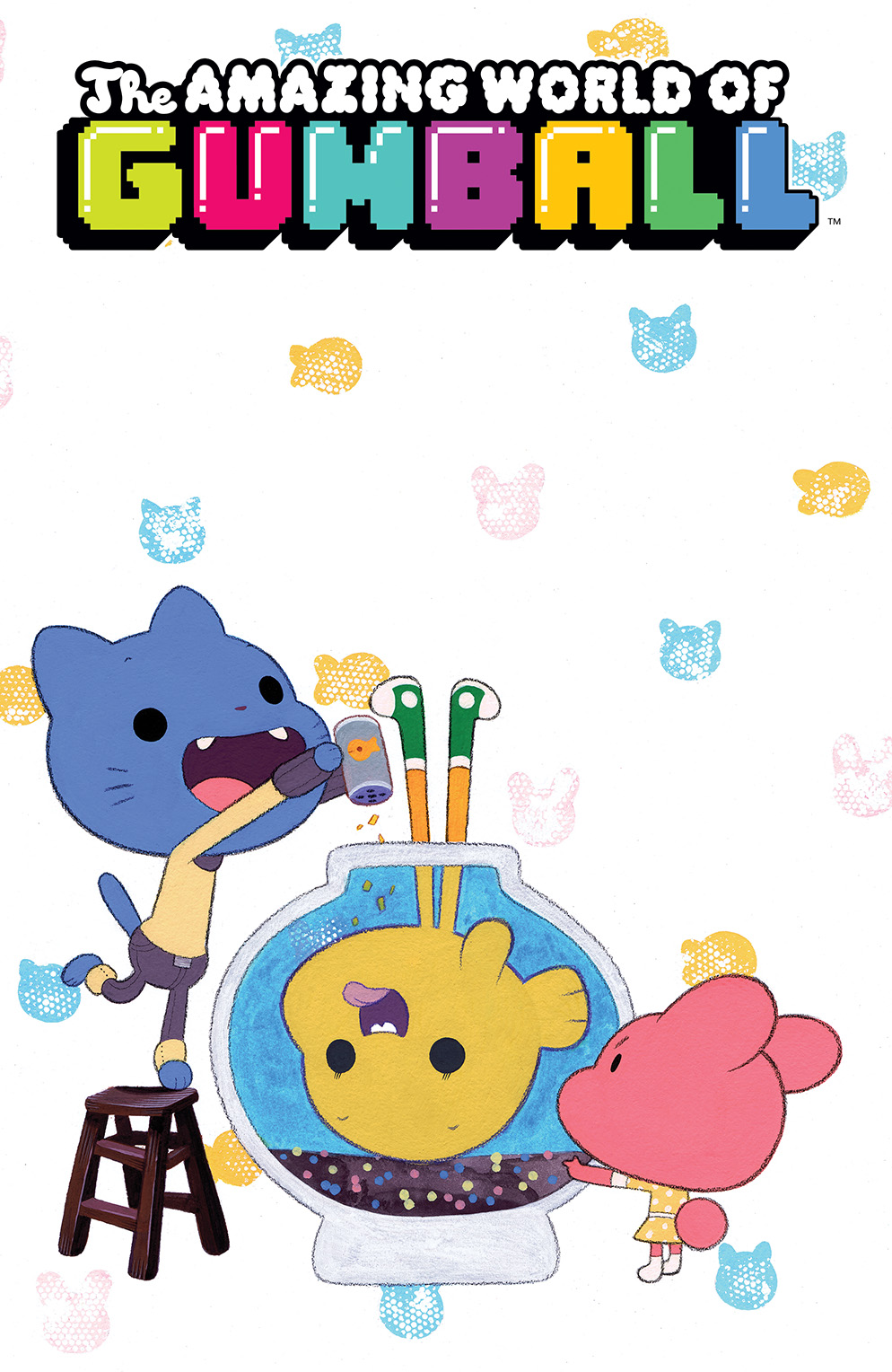 Amazing World of Gumball #6 Cover A