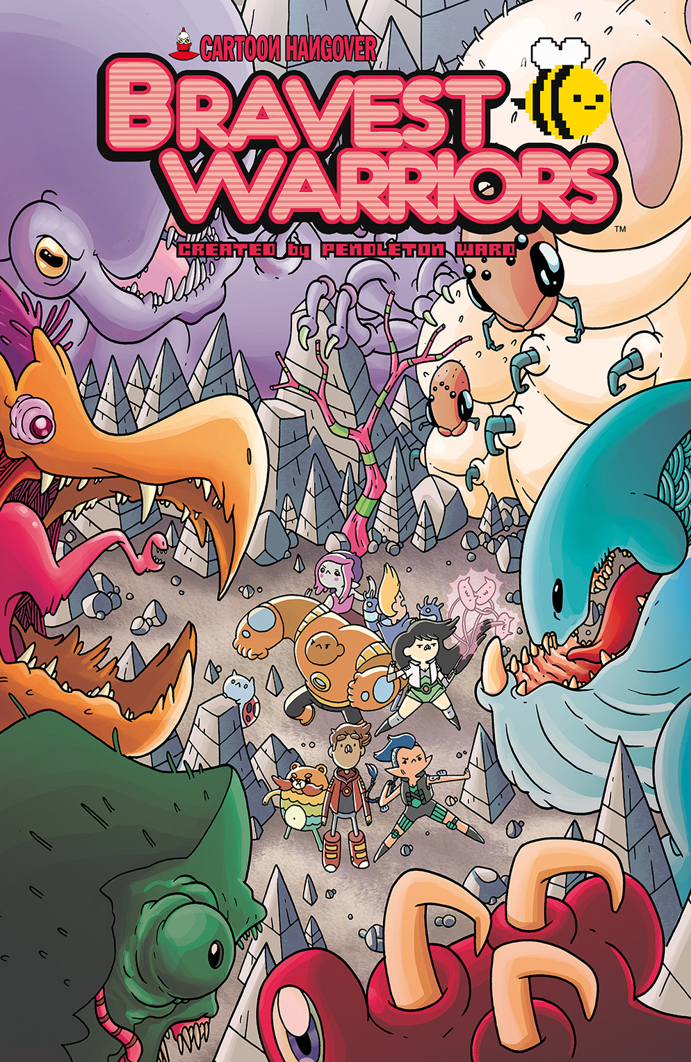 Bravest Warriors #26 Cover A