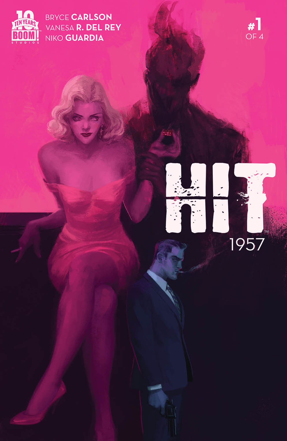 Hit: 1957 #1 Main Cover