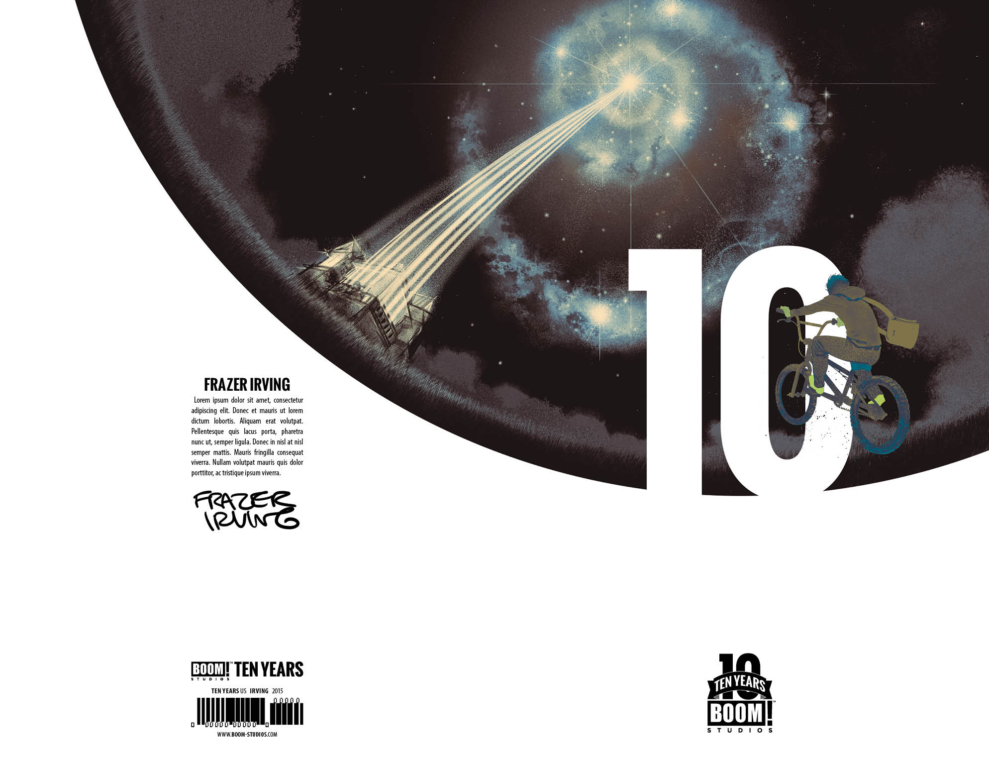 UFOlogy #1 10 Years Incentive Cover