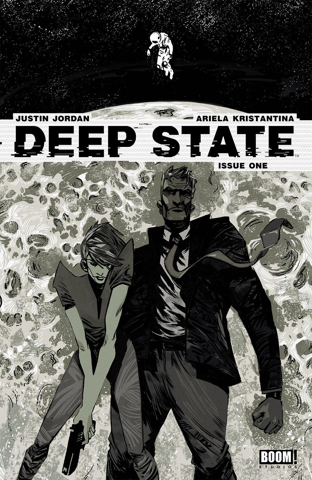 Deep State #1 3rd Print