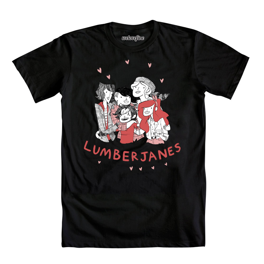 Lumberjanes Group Shot T-Shirt