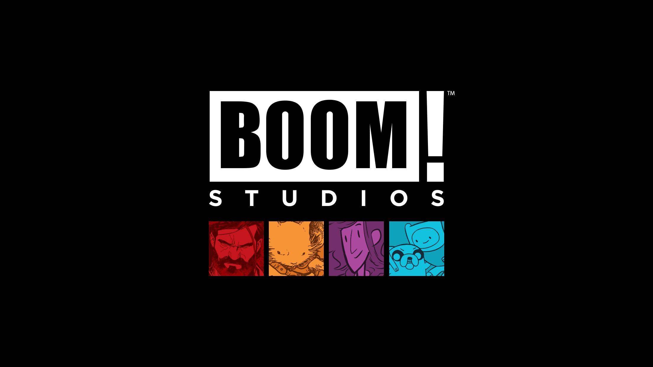 BOOM! Studios App
