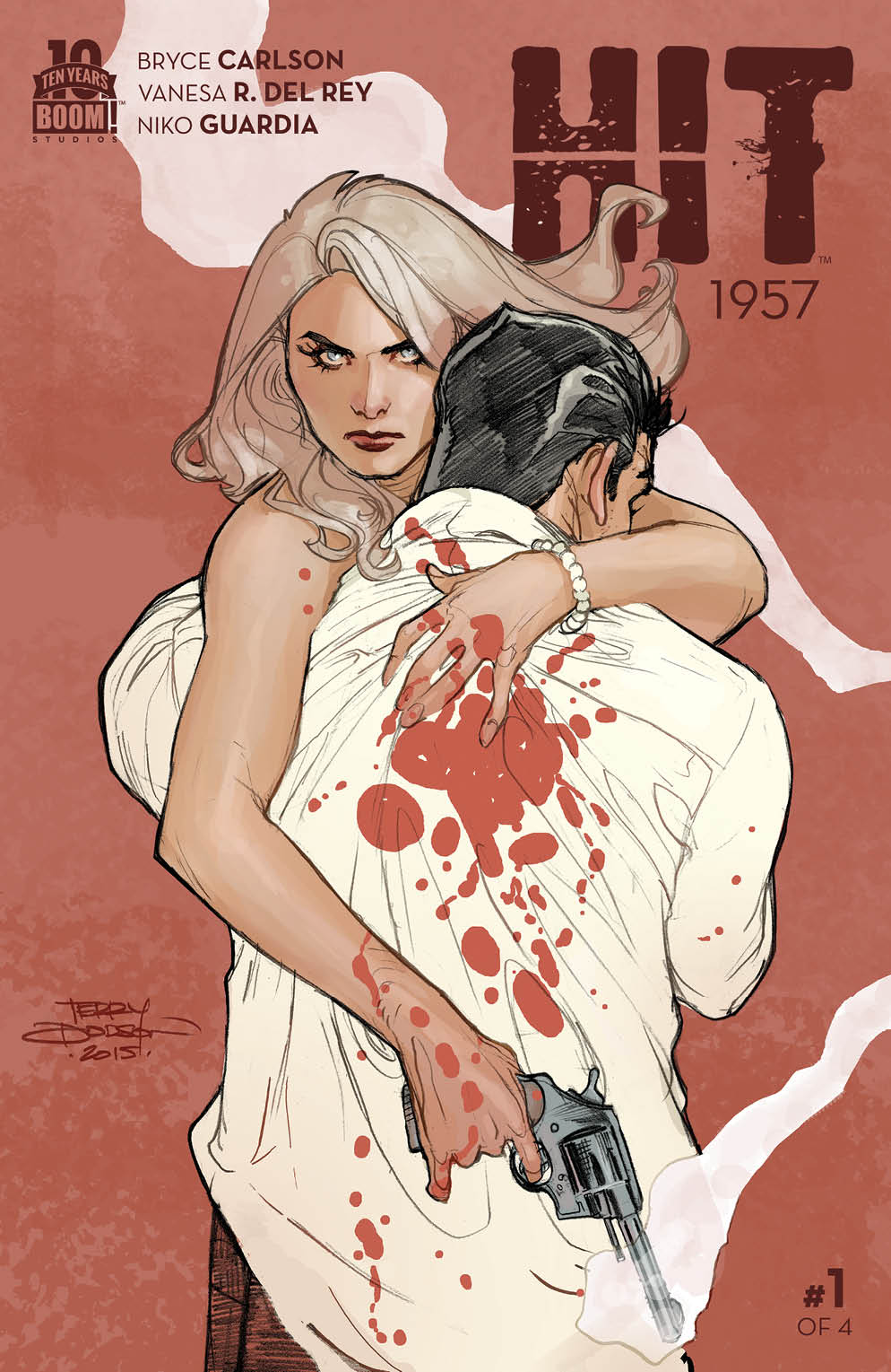 Hit: 1957 FOC Variant Cover