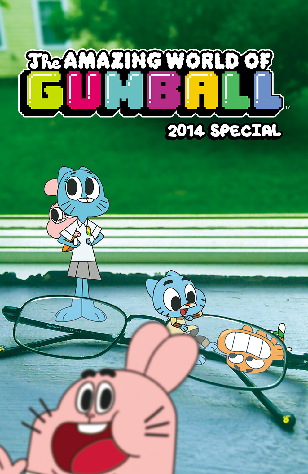 Amazing World of Gumball 2014 Special #1