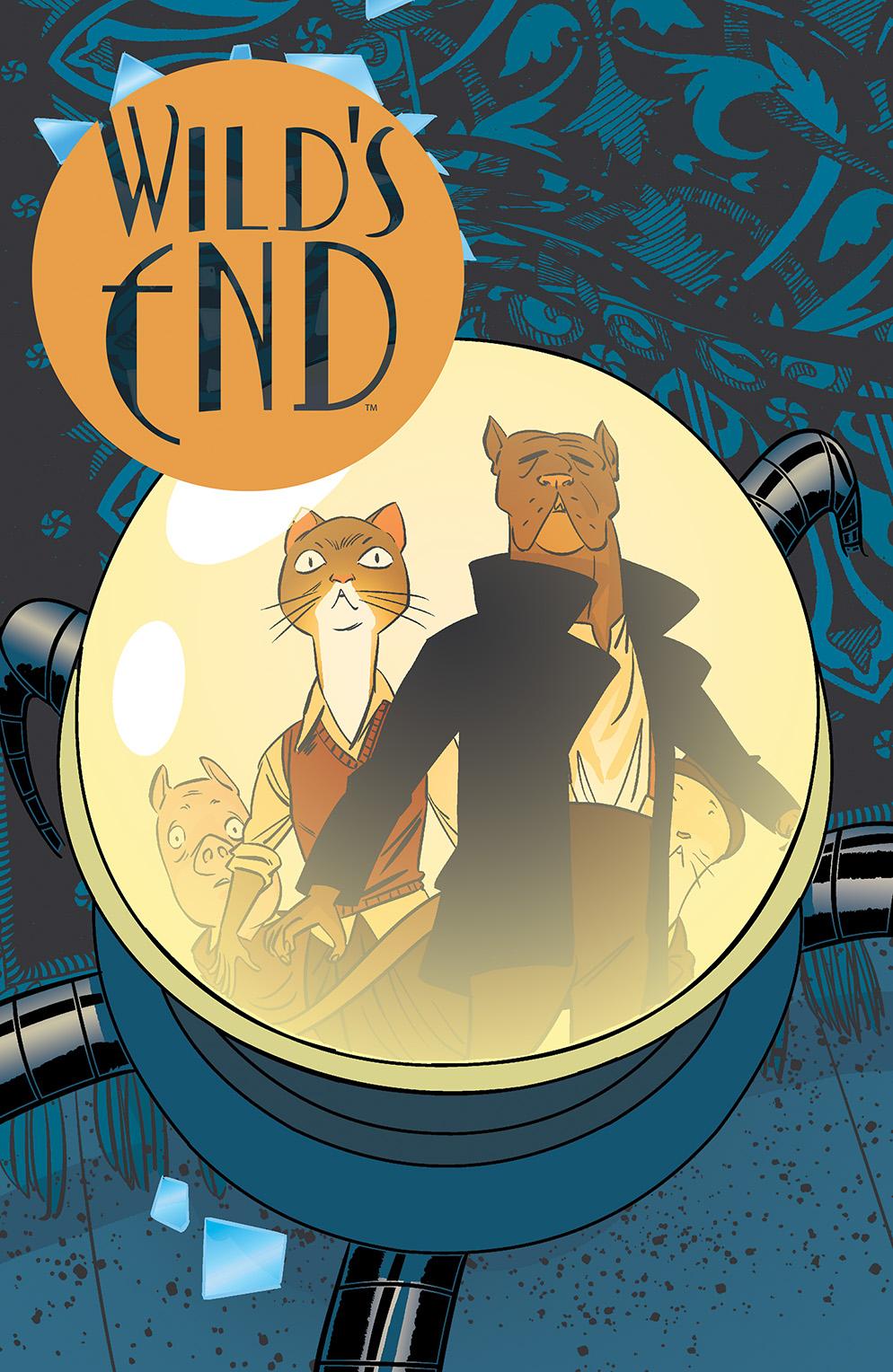 Wild's End #3