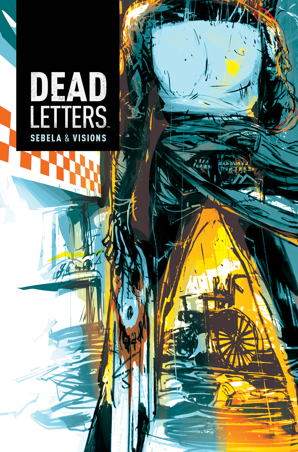 DEAD LETTERS #6 Cover