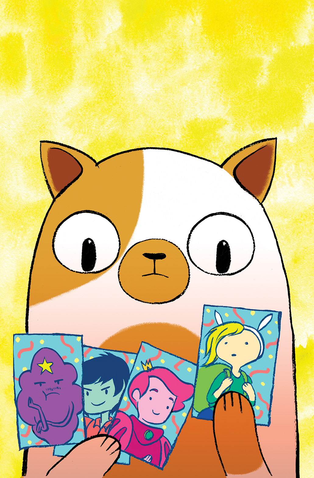 Adventure Time with Fionna & Cake: Card Wars #1 Main Cover