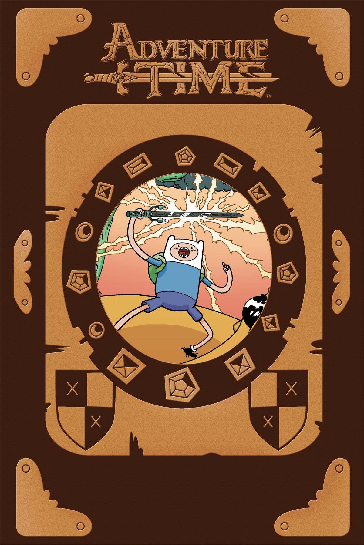 Adventure Time Vol. 3 Enchiridion Edition