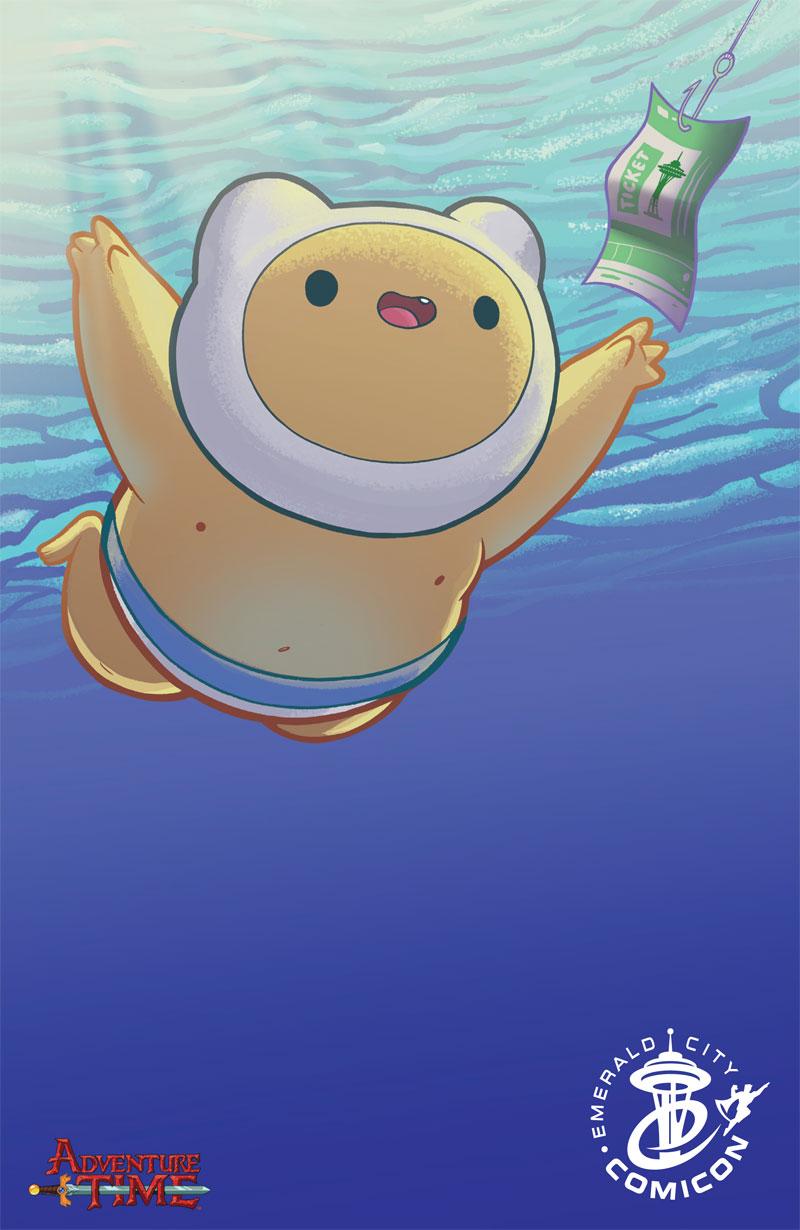 Adventure Time #25 - ECCC