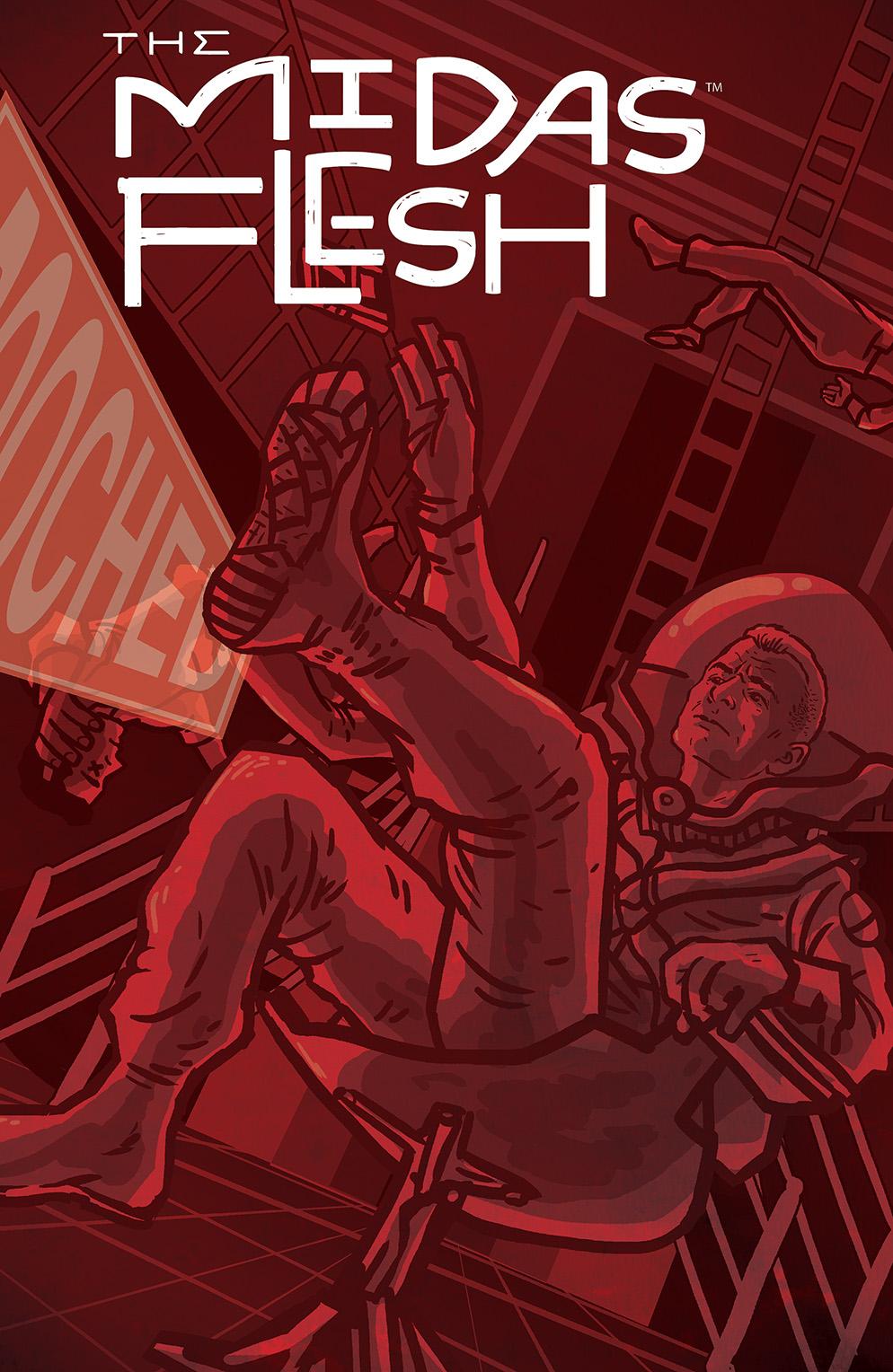 The Midas Flesh #5 A