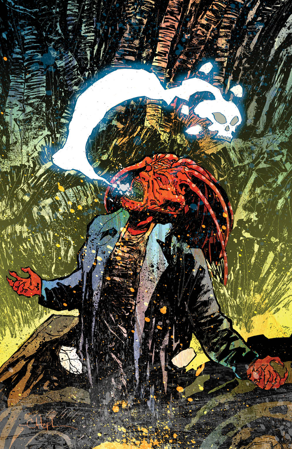 Clive Barker's Nightbreed #1 Cover B