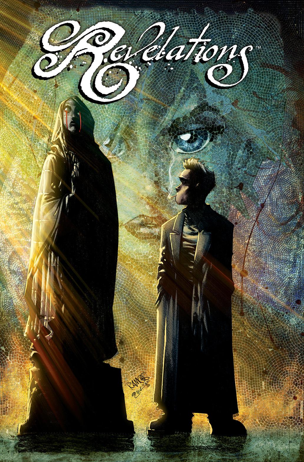 REVELATIONS #6 Cover by Humberto Ramos
