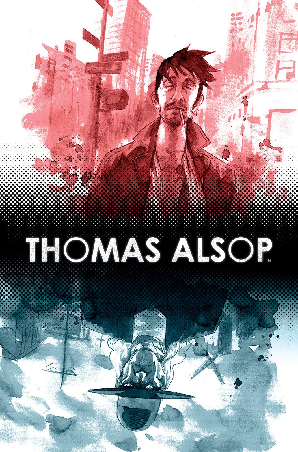 THOMAS ALSOP #1 Cover A by Palle Schmidt