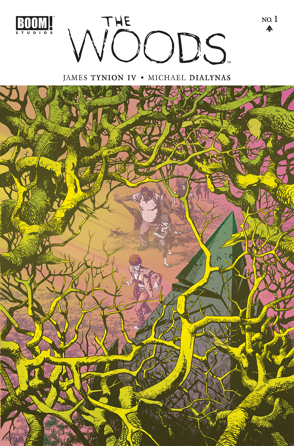 The Woods #1 Cover A