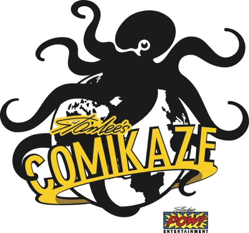 Stan Lee's Comikaze Logo