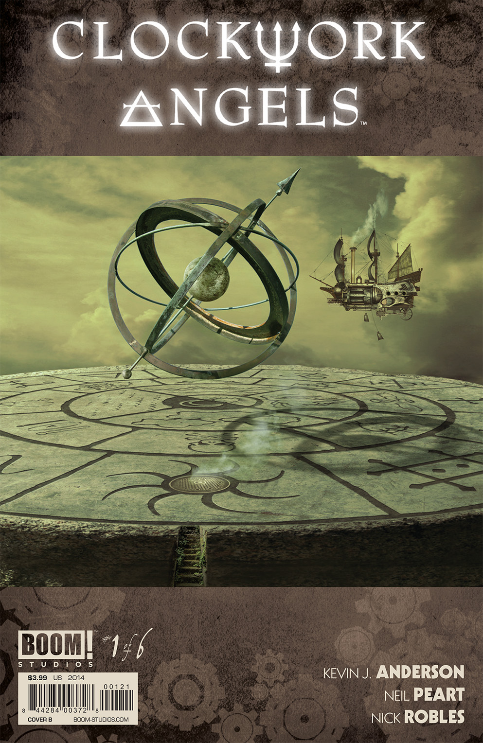 Clockwork Angels B