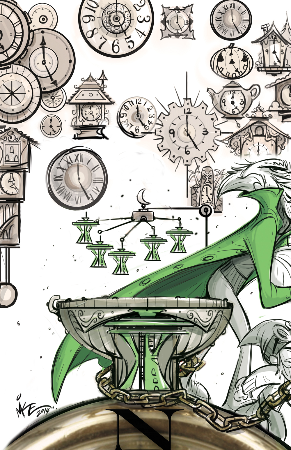 Herobear and the Kid: Saving Time #1 - ECCC