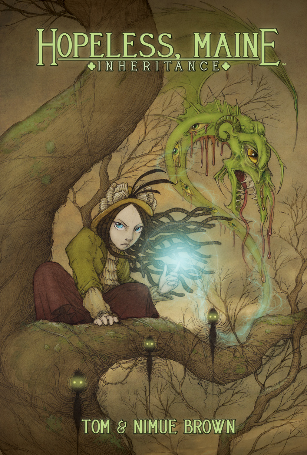 Hopeless, Maine Vol. 2 Cover
