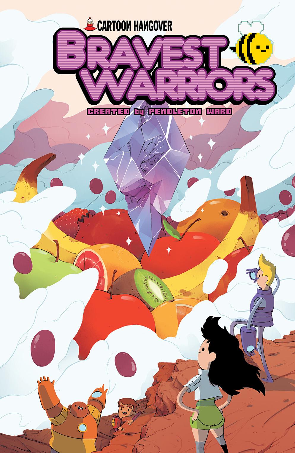 Bravest Warriors #19 A