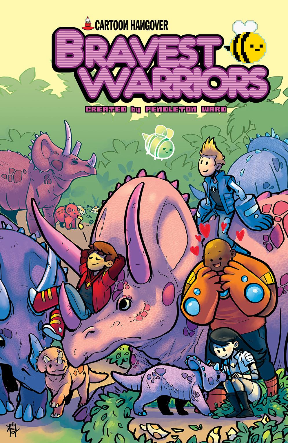 Bravest Warriors #19 B