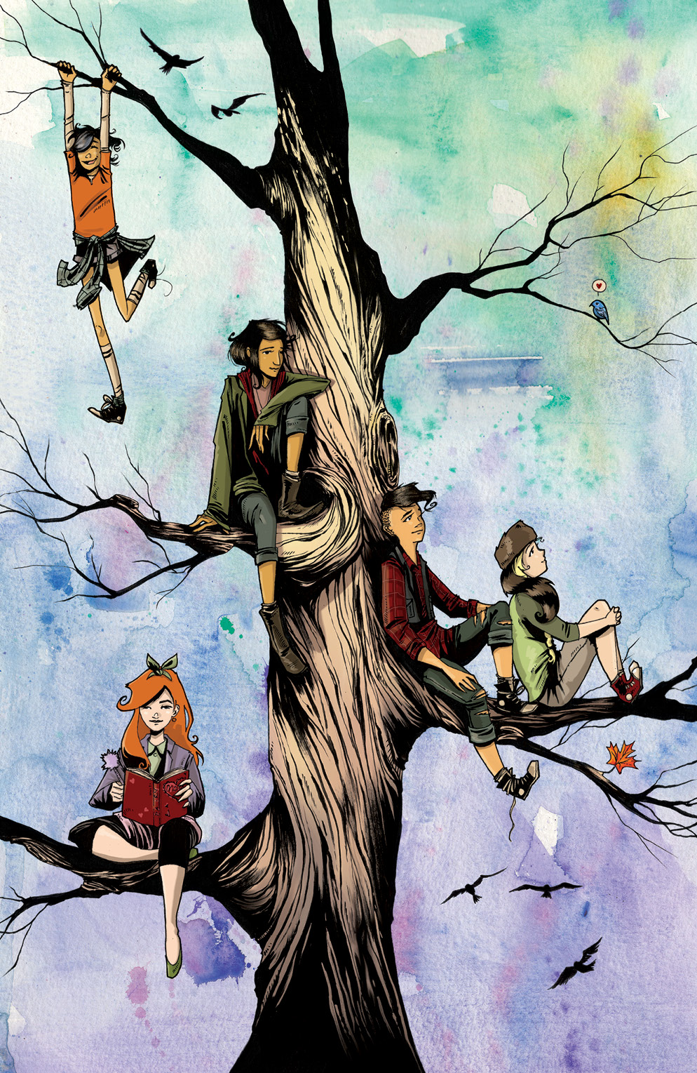 Lumberjanes #1 Calgary Expo Exclusive