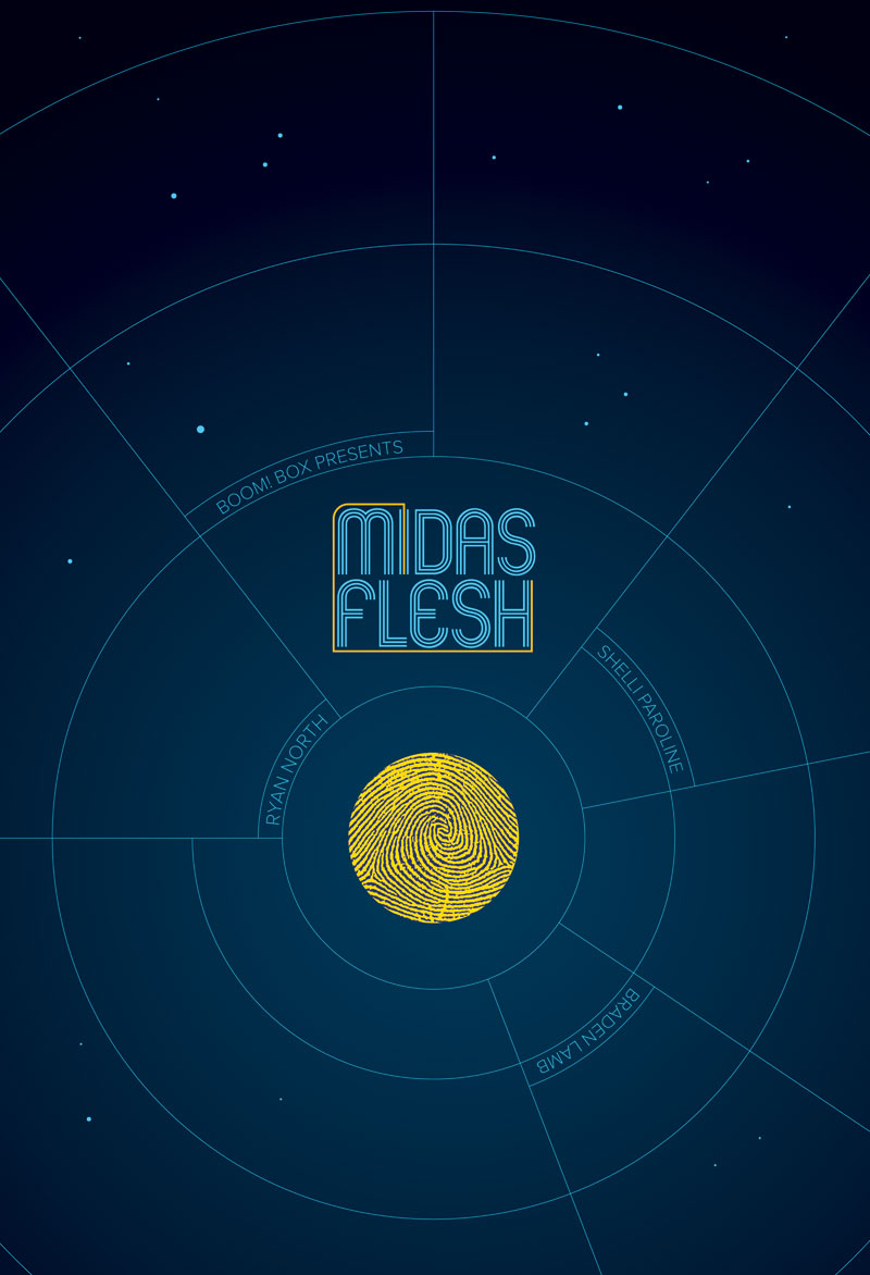The Midas Flesh #1 - ECCC