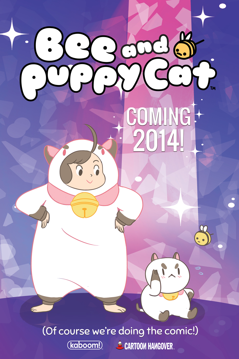 Bee and PuppyCat Teaser