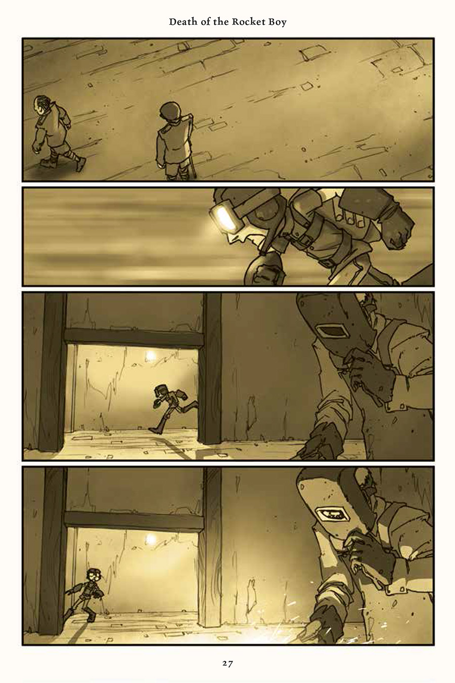 Rust Vol. 3 Preview Pg. 5