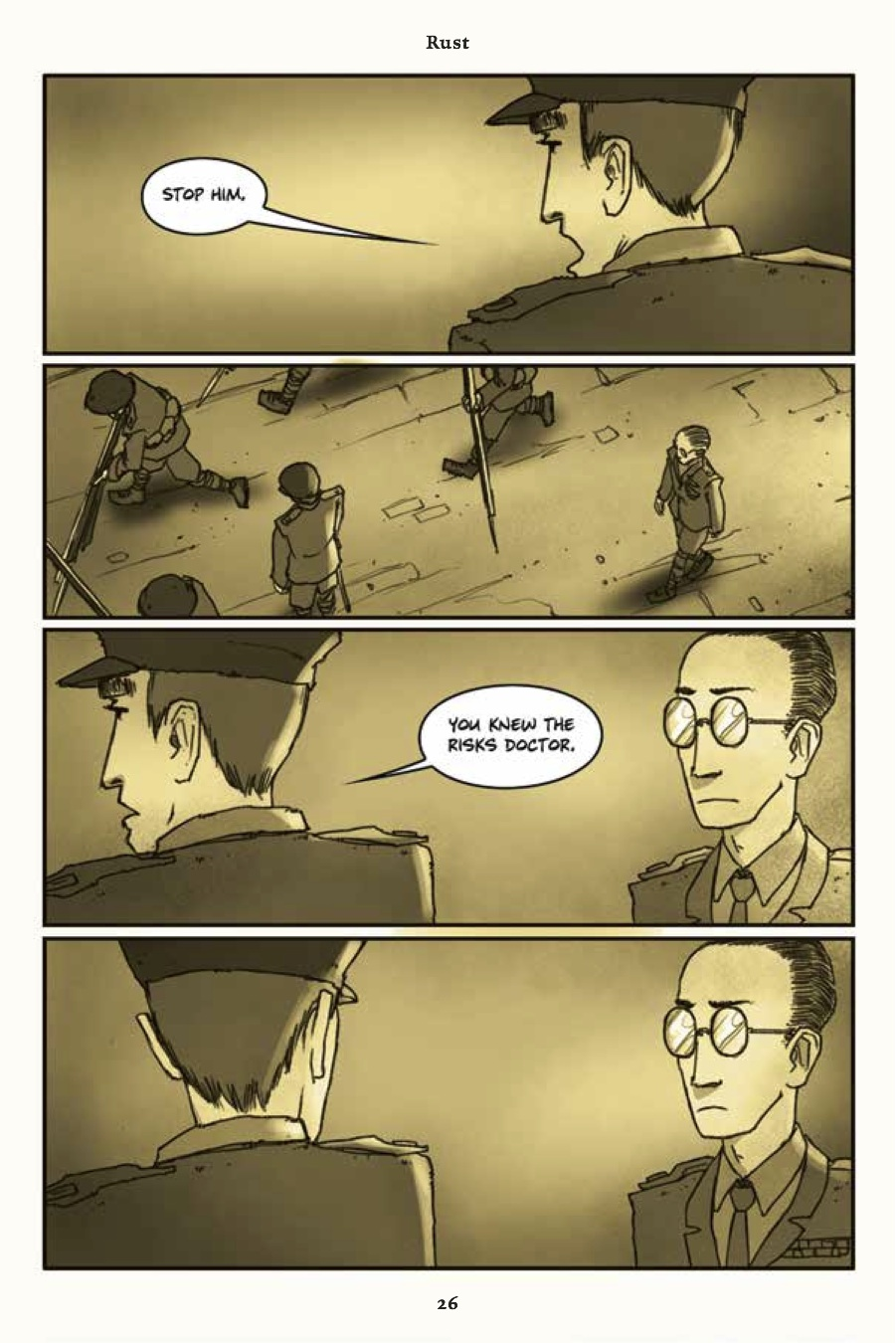Rust Vol. 3 Preview Pg. 4