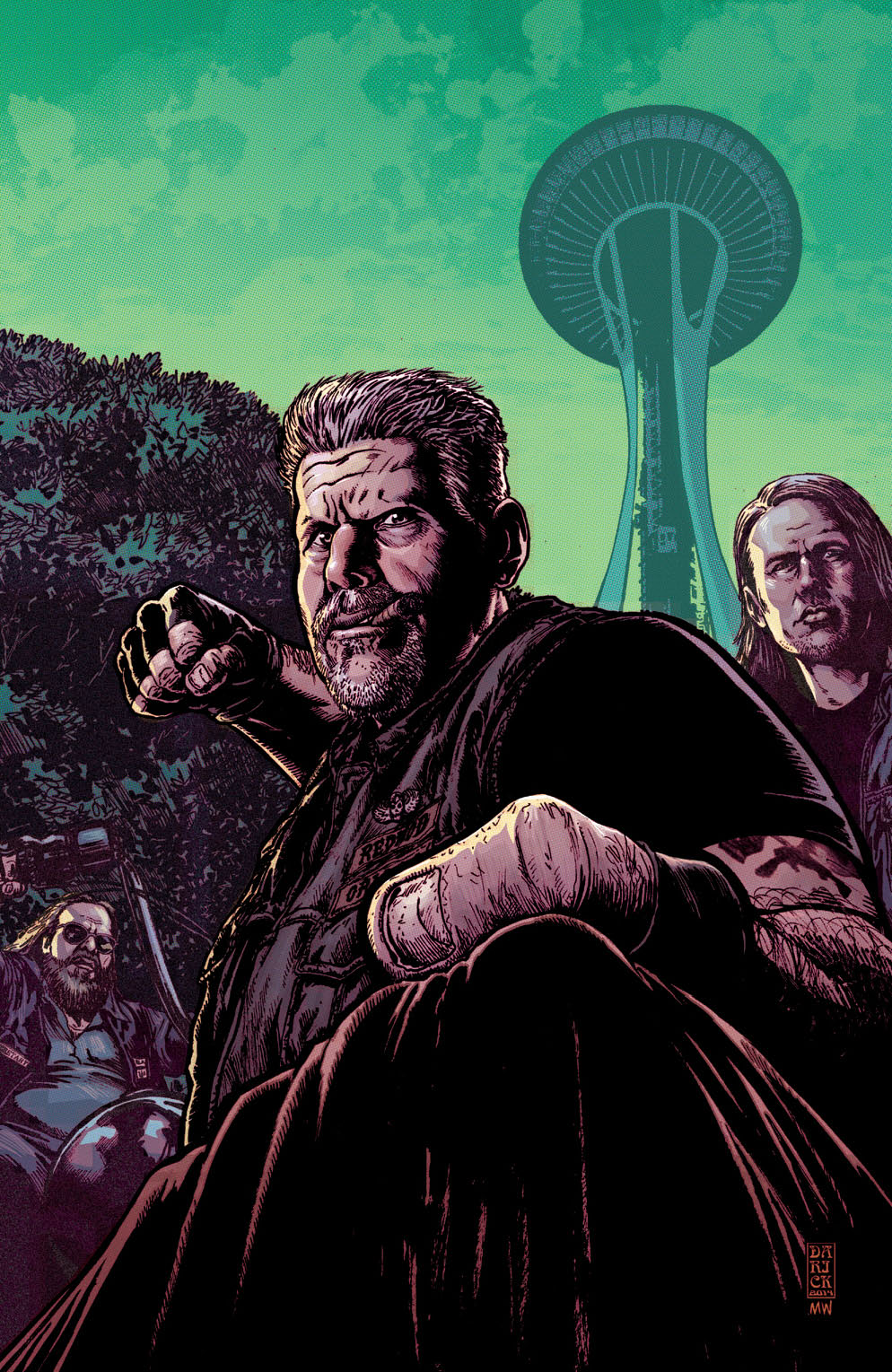 Sons of Anarchy #7 - ECCC
