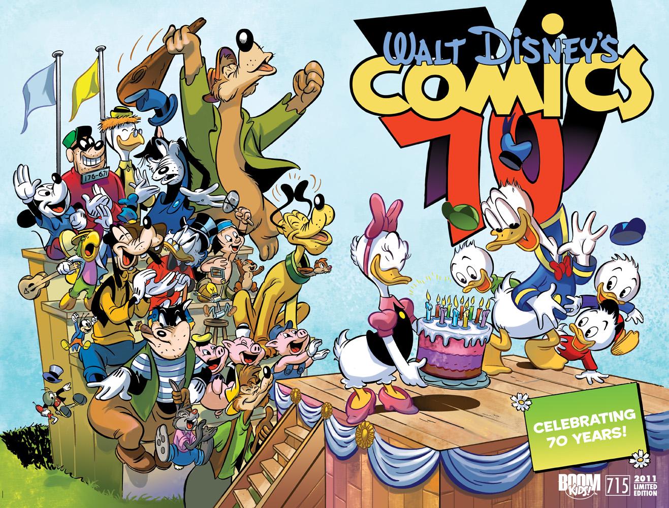 Walt Disney Comics Stories 715 LE CVR.jpg