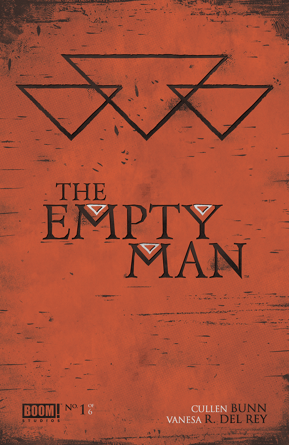 The Empty Man #1 2nd Printing