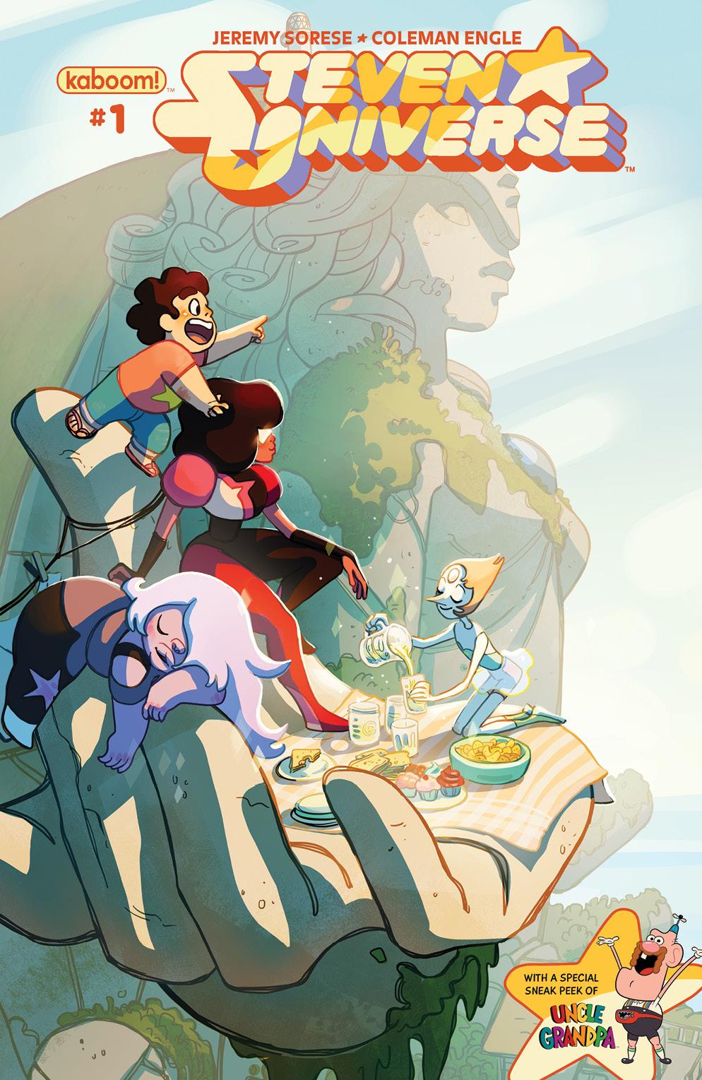 Steven Universe #1 Cover A