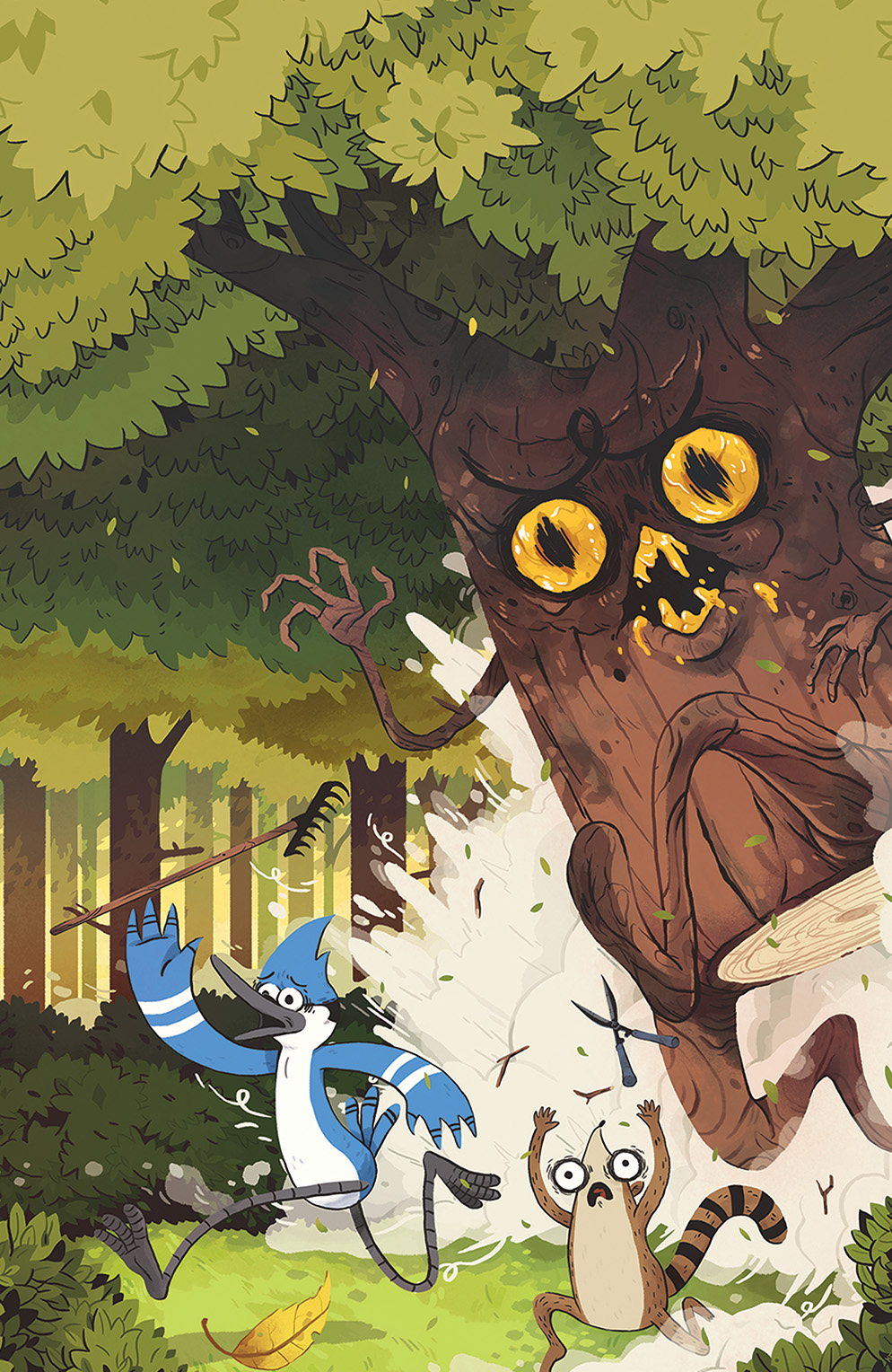 Regular Show #16 Cover B